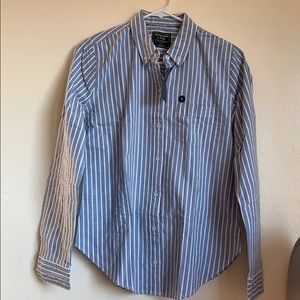 NWT Abercrombie & Fitch button down